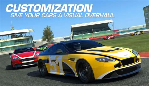 Real Racing 3 Receives New Cars And More Customization