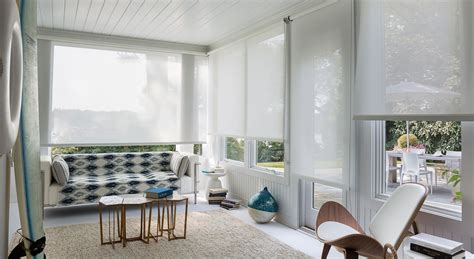Ceiling Blinds For Sunrooms by Sunroom Shades The Shade Store