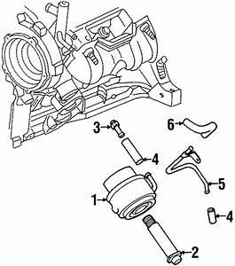 Chevrolet Monte Carlo Engine Oil Cooler Line Connector  3