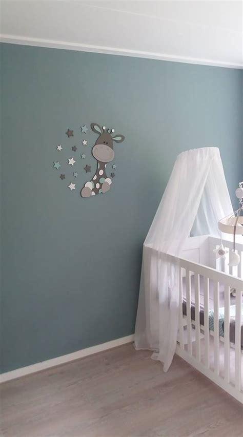 koosje decoraties vrolijke muurstickers voor de babykamer