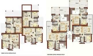 The Plans For Duplex by Plan De Villa Duplex Studio Design Gallery Best Design