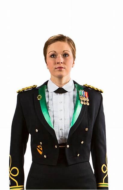 Mess Officer Uniform Army Warrant Female Male