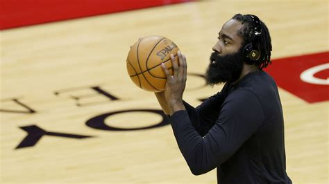 James Harden Bids Rockets Goodbye With Surprisingly ...
