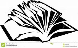 Books Black And White Clipart - Clipart Suggest