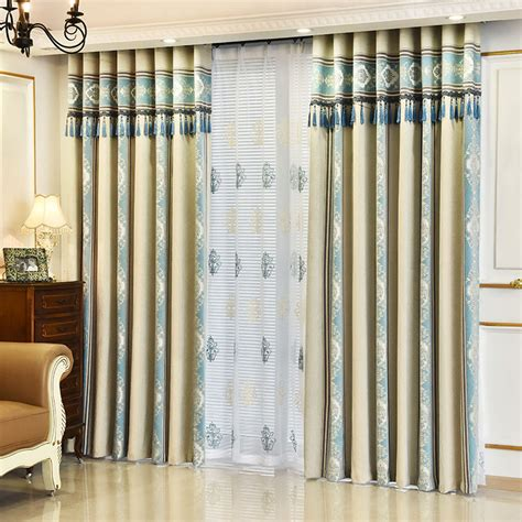 Thermal Curtains by Blue Damask Jacquard Faux Suede Thermal Bedroom Curtains
