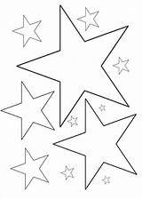 Coloring Star Pages Printable Stars Template Colouring Templates Quotes Adults Relationship Illustrations Own Toddler Easy sketch template