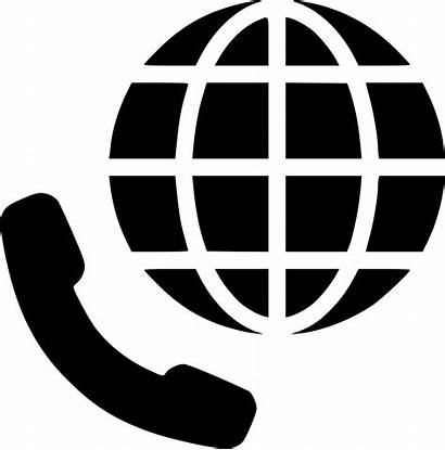 Icon Call Conference Agency Business Seo Svg