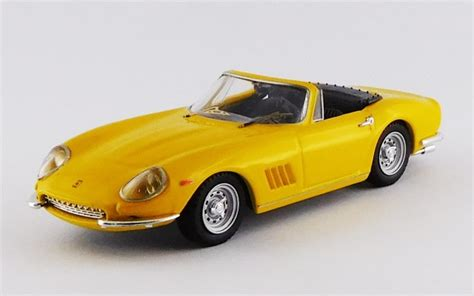 Ferrari 275 gtb/4 nart spyder 1967. BEST9003 G - FERRARI 275 GTB-4 NART SPYDER - 1967 - M4 di Della Santa Mariella
