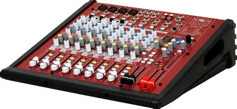 Galaxy Audio AXS-10 Mixer