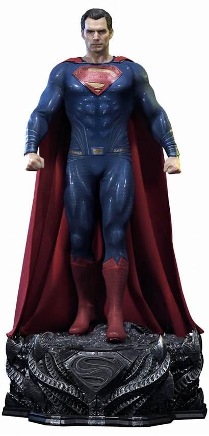 Superman Prime Statue Studio Sideshow Dc Comics