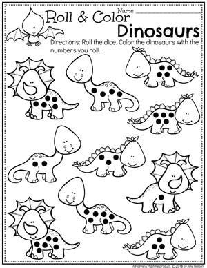 dinosaur worksheets preschool dinosaur preschool theme planning playtime 602