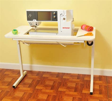 what is a two top table 8 flexible best sewing machine tables with cabinet