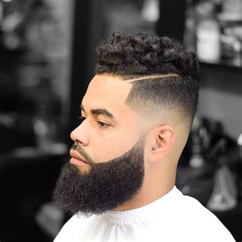 stylishly masculine curly hairstyles  men