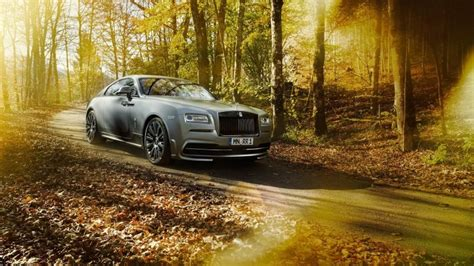 Spofec Rolls Royce Wraith Hd Wallpaper Wallpaperfx