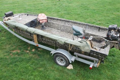 Used Duck Boats For Sale In Sc by 2008 Excel Mud Buddy Duck Boat For Sale In South Carolina