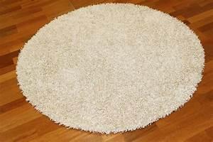 Teppich Rund 120 Cm Durchmesser : rund teppich 120 cm fancy beige ~ Bigdaddyawards.com Haus und Dekorationen