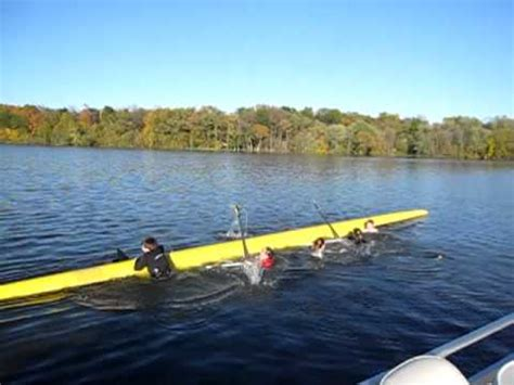 2 Person Crew Boat by Rowers Flip A 4