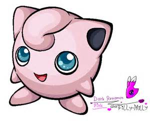 Pokemon Jigglypuff Cute