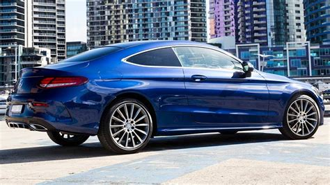 Mercedes C300 Coupe 2016 2016 mercedes c300 coupe review road test carsguide