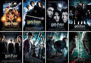 Dan's Top 100 Everything: #60 Harry Potter Movies