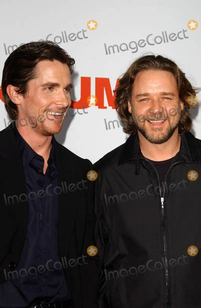 Photos Pictures Christian Bale Russell Crowe