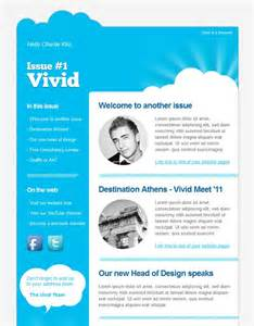 newsletter design email newsletter templates 40 picked premium designs designrfix