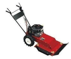 brush mower ebay