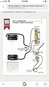 Stratocaster Hh Wiring Diagram