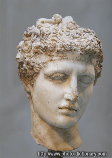 roman sculpture photopicture definition  photo