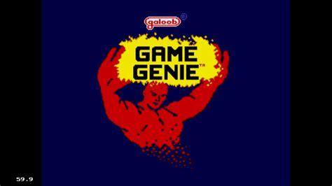 Program Game Genie Usa Rom