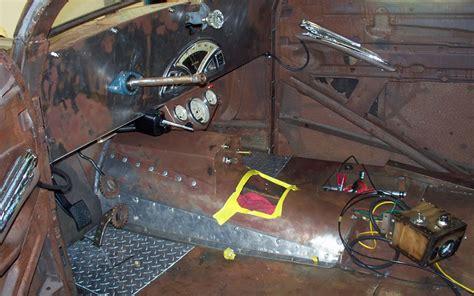 dodge rat rod  viper  auto restoration shop