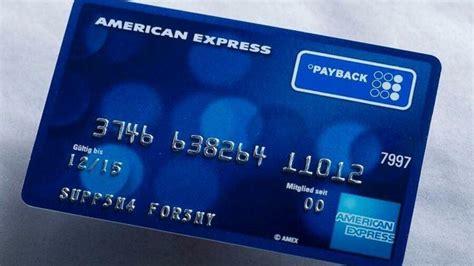 payback american express abrechnung visa abrechnung