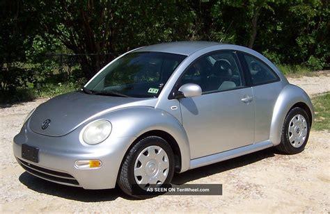 volkswagen beetle gls  speed manual ice cold air