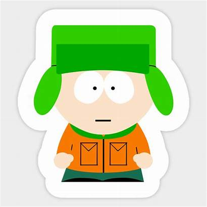 Kyle Park South Broflovski Sticker Teepublic