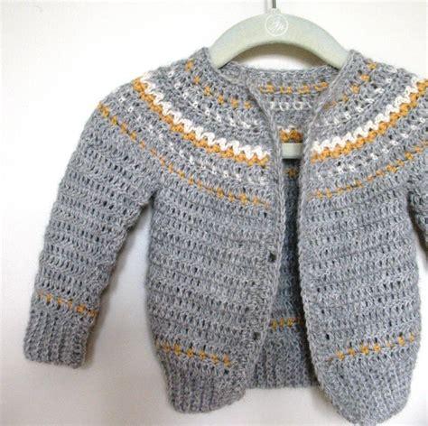 crochet cardigan pattern fair isle crochet cardigan by sarah lora craftsy