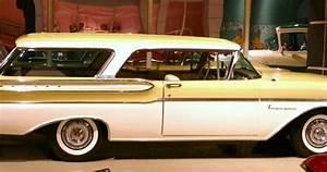 1957 Mercury Turnpike Cruiser Station Wagons