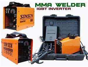 Circuit Diagram Inverter Welding Machine Mma