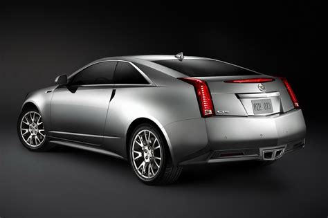 Cadillac Cts4 by 2011 Cadillac Cts Coupe Official Photos Of Gm S Bmw