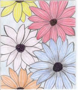 Flower Drawings to Draw