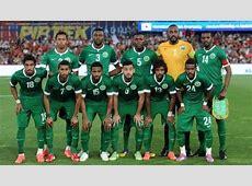 Saudi Arabia drops to 65th in FIFA rankings Goalcom