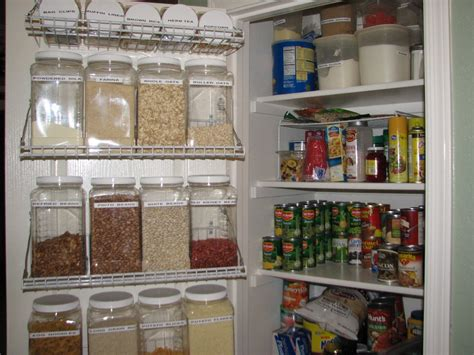 Kitchen Pantry Cabinet Ideas With Pantry Shelving Ideas