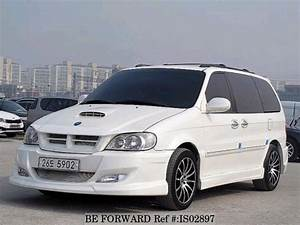 2001 Kia Carnival D U0026 39 Occasion Is02897