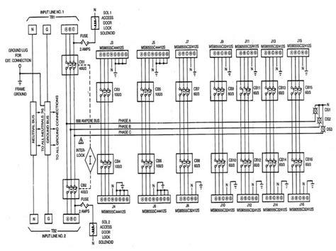 Distribution Circuit Diagram Wiring Forums