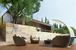 Meubles De Jardin Design : mobilier de jardin design pour une d co contemporaine ~ Dailycaller-alerts.com Idées de Décoration