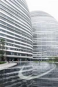 Zaha Hadid Architektur : wangjing soho architektur bild bureau inspiration for residential tower by si architects ~ Frokenaadalensverden.com Haus und Dekorationen