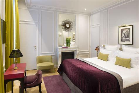 chambre parisienne hôtel bourgogne montana 7e arrondissement