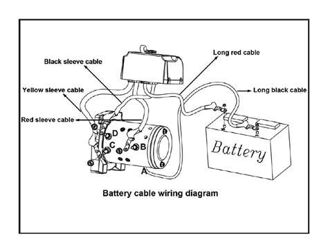 winch rocker switch wiring diagram diagram auto wiring