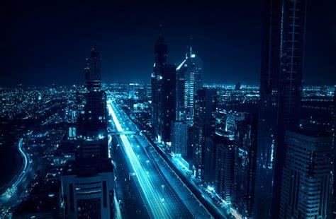 city lights image  sur favimfr