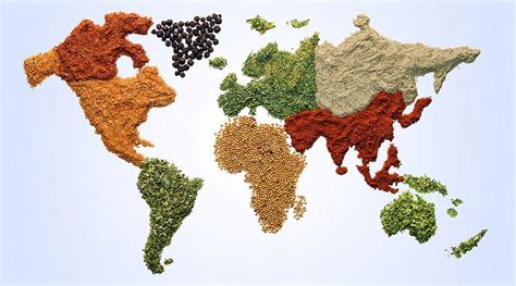 cuisine fusion 8 spices from around the ific foundation your
