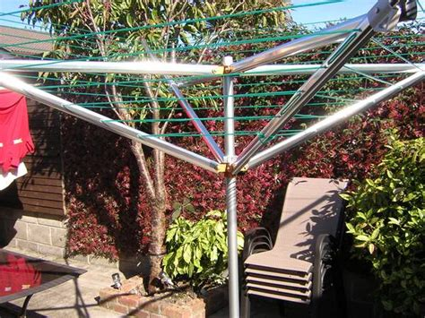 how to rewire a l with a rotary switch clothesline umbrella outdoor rotary spinning dryer